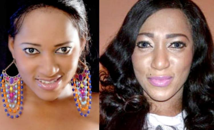 Rukky Sanda before and after