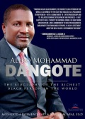 Aliko Mohammad Dangote book-The biography of the richest black person in the world