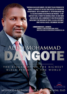 The biography of the richest black person in the world ...