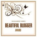 beautifulblogger award
