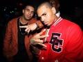 Chris_Brown and Drake