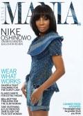 Nike oshinowo Mania Mag Cover