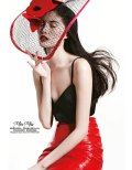 Sui He for Harper's Bazaar China's March Cover shoot