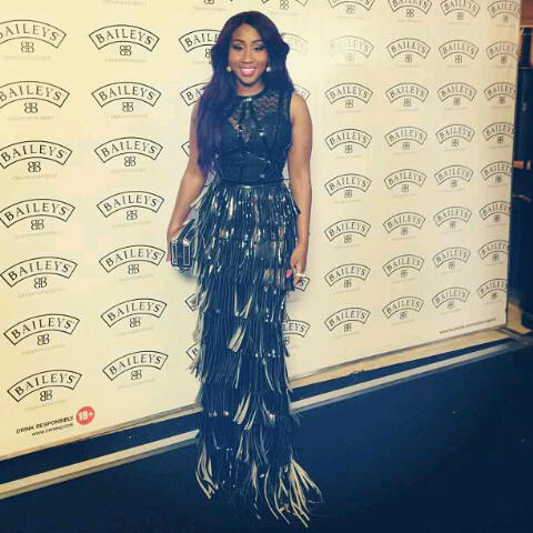 Victoria Kimani at the Sisters with soul Concert