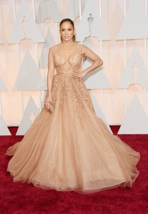 jennifer lopez in elie saab this dress is a winner